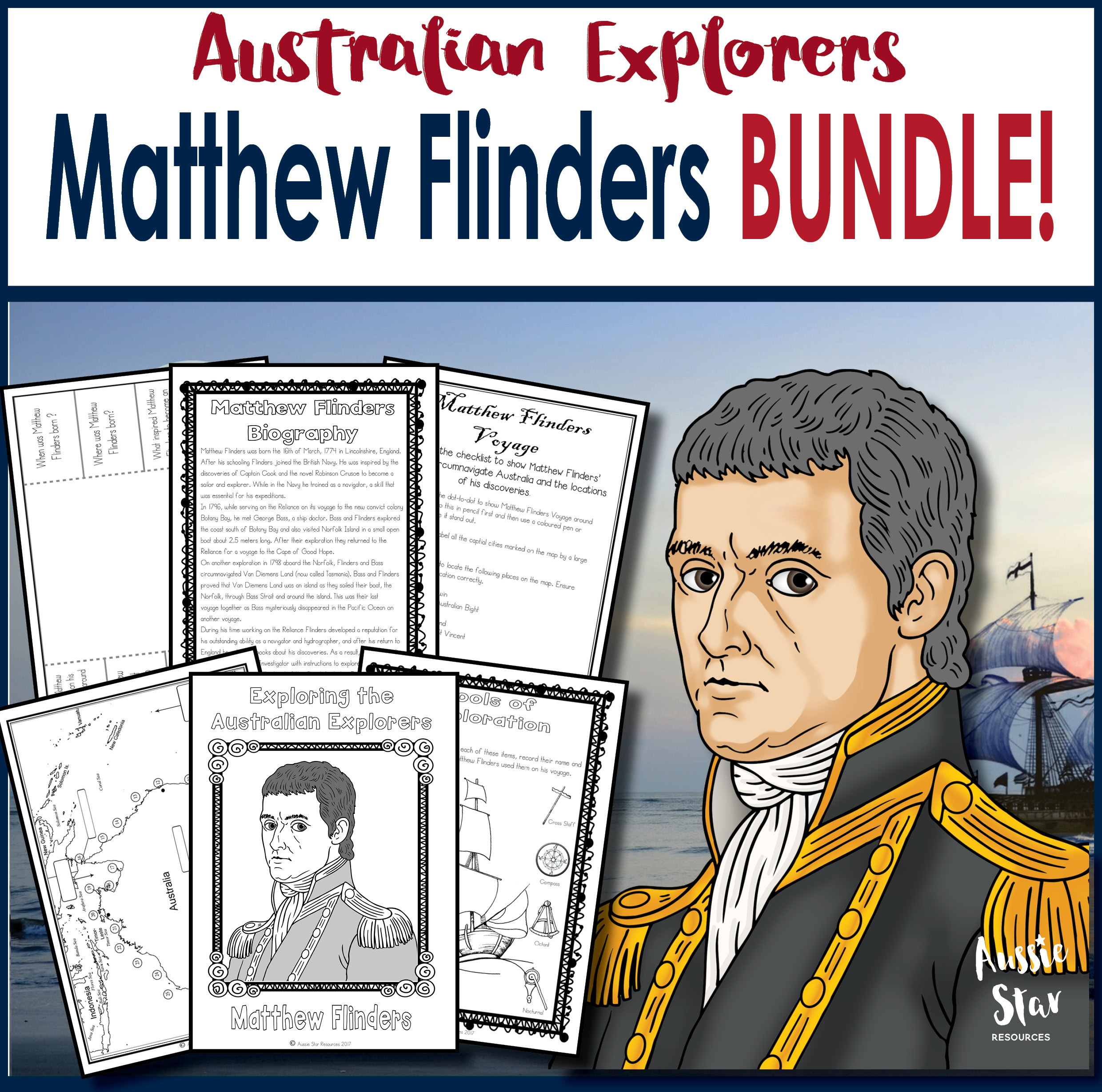 Australian_Explorer_matthew_flinders_bundle