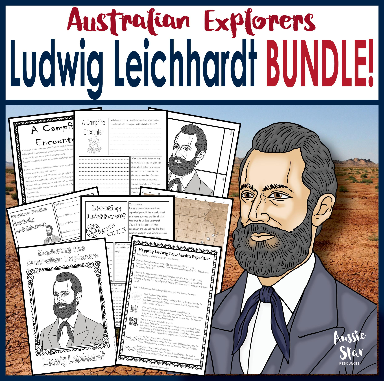 Ludwig Leichhardt BUNDLE