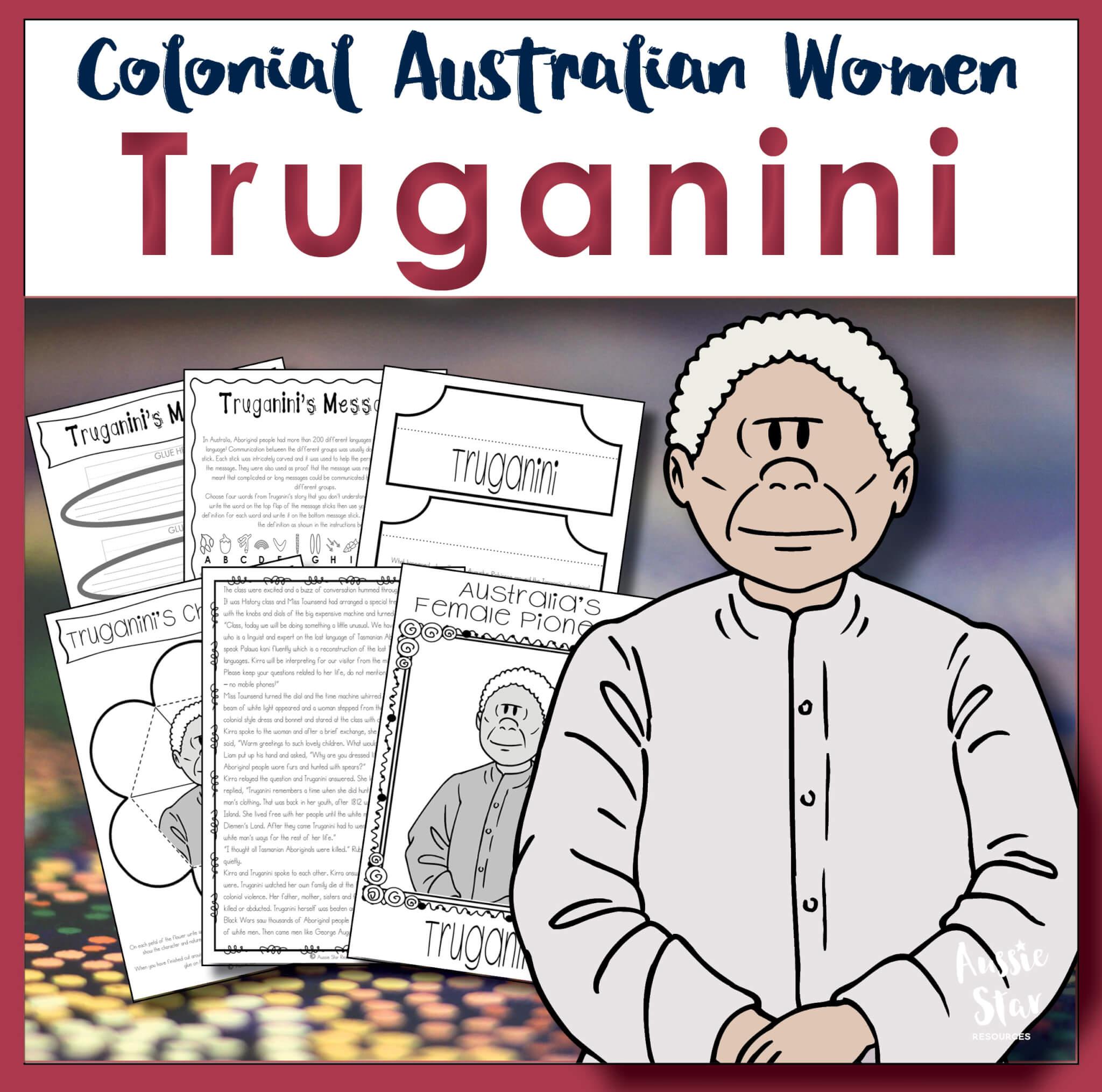 Truganini_Australian_Colonial_Women
