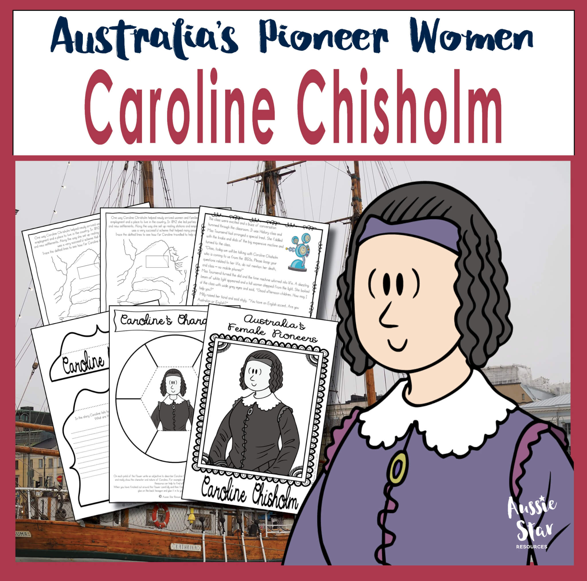 Caroline-Chisholm-teaching_resources_cover