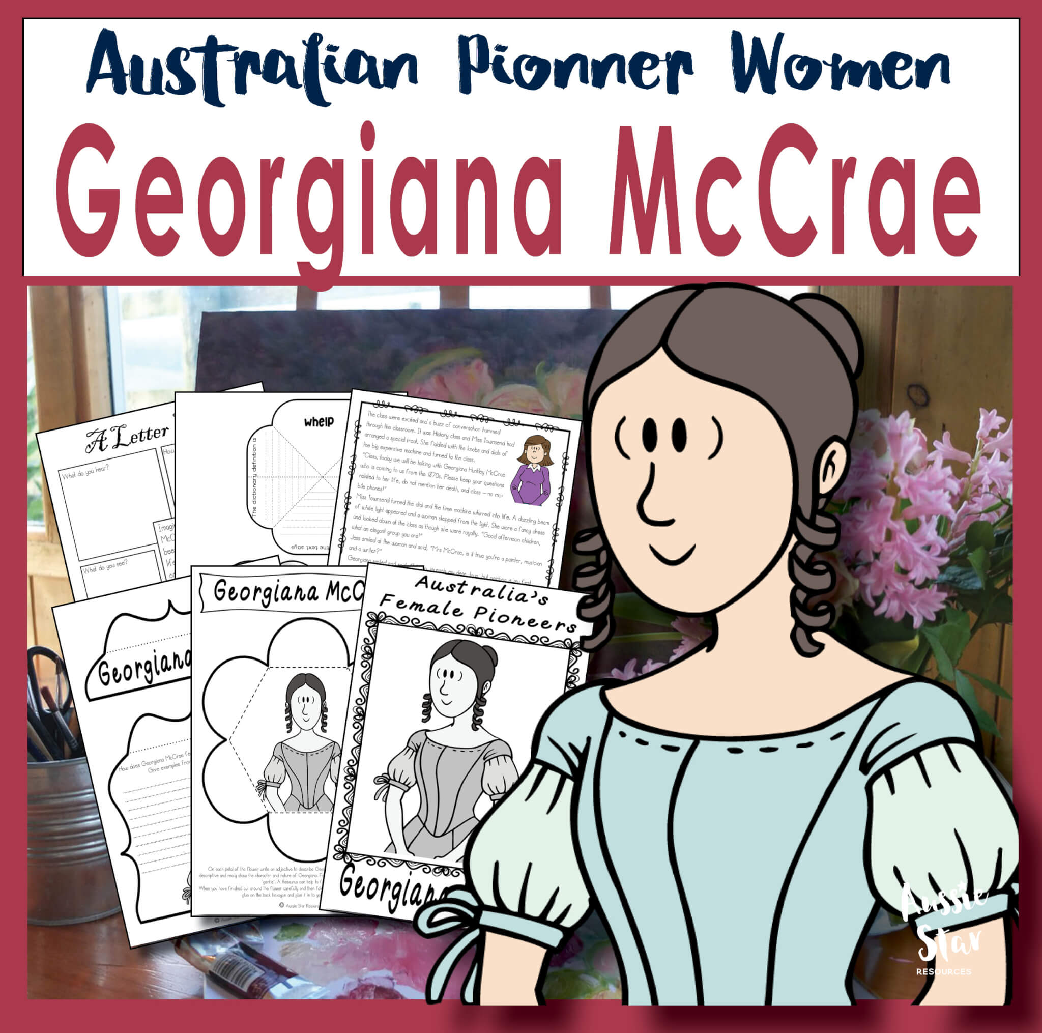 Georgiana-mccrae-colonial-woman-cover