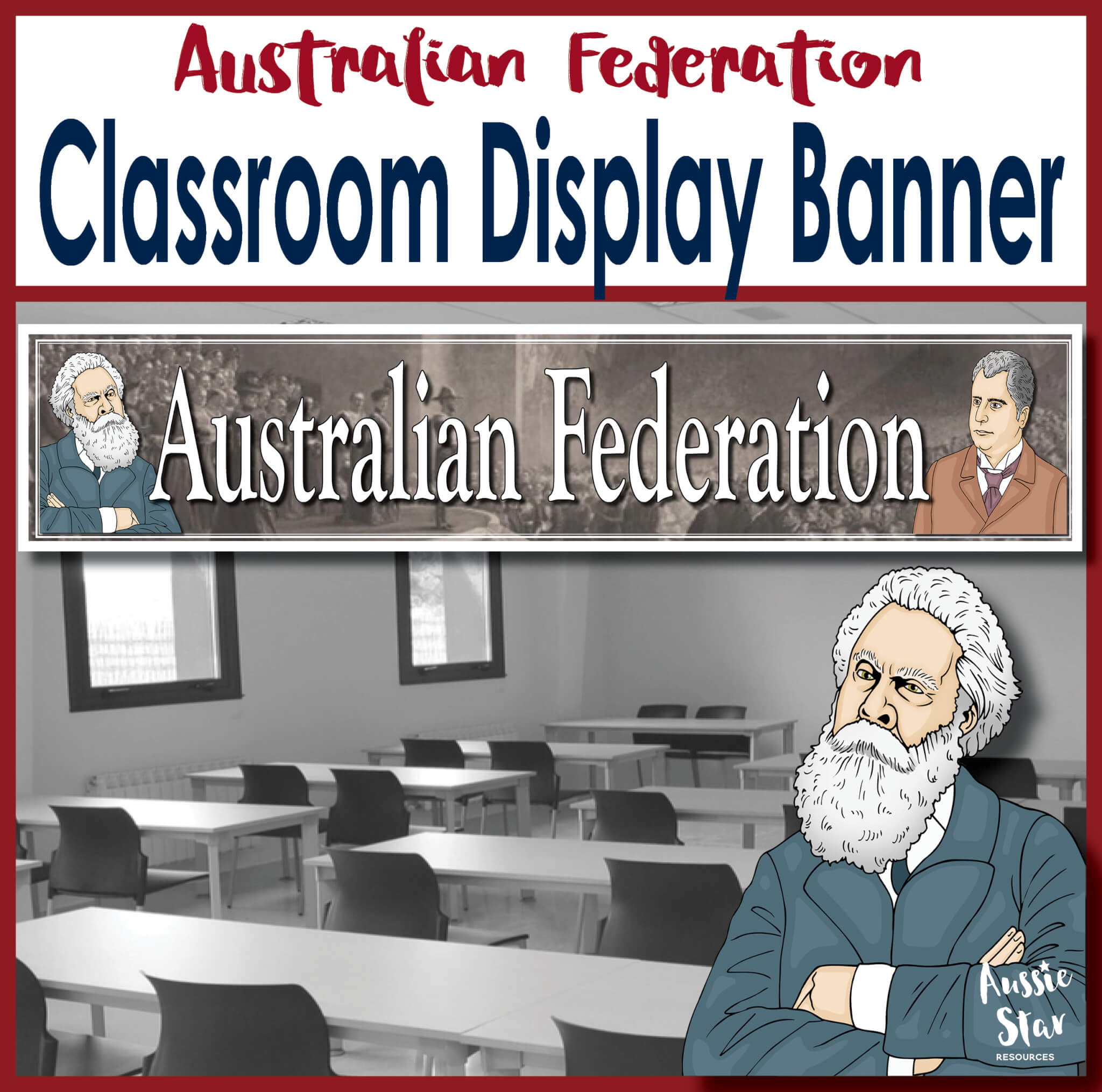 Australian-Federation-Wall-Banner-Square-cover-for-TPT-TESTER-ONLY