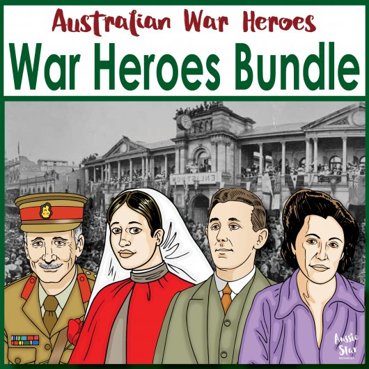 Australian-war-heroes-teaching-resources-ideas