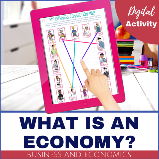 Year 5 Business and Economics lesson ideas and activities