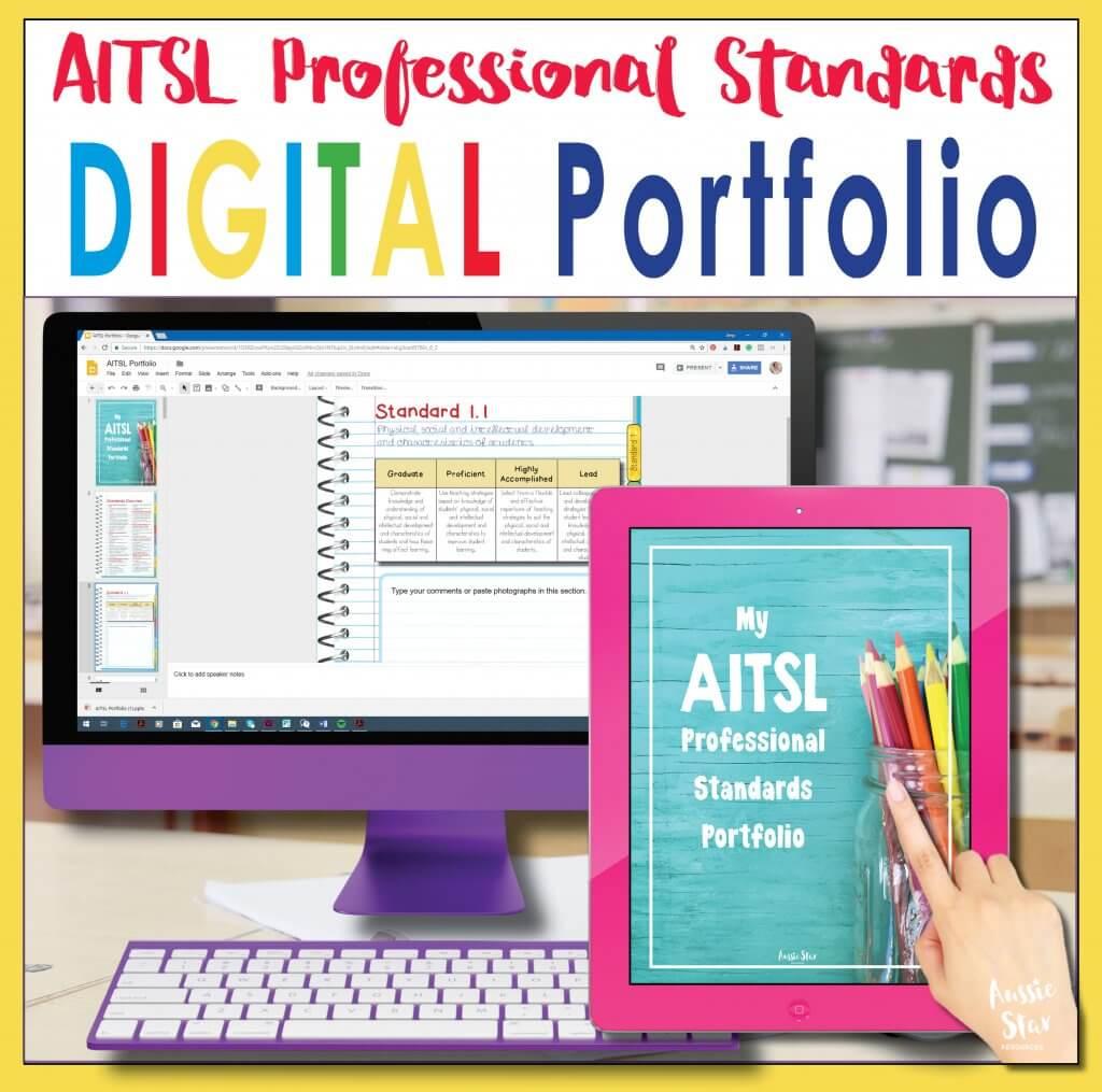 AITSL-Teacher-Standards-portfolio