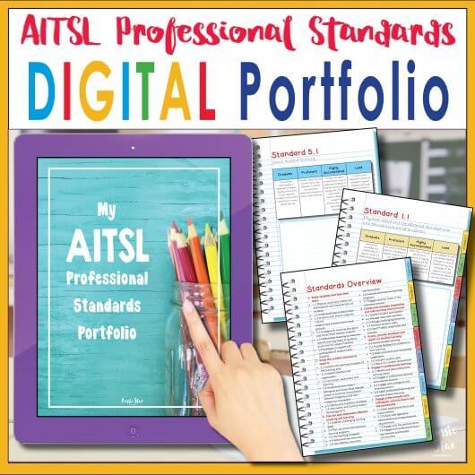 AITSL-Teacher-Standards-portfolio