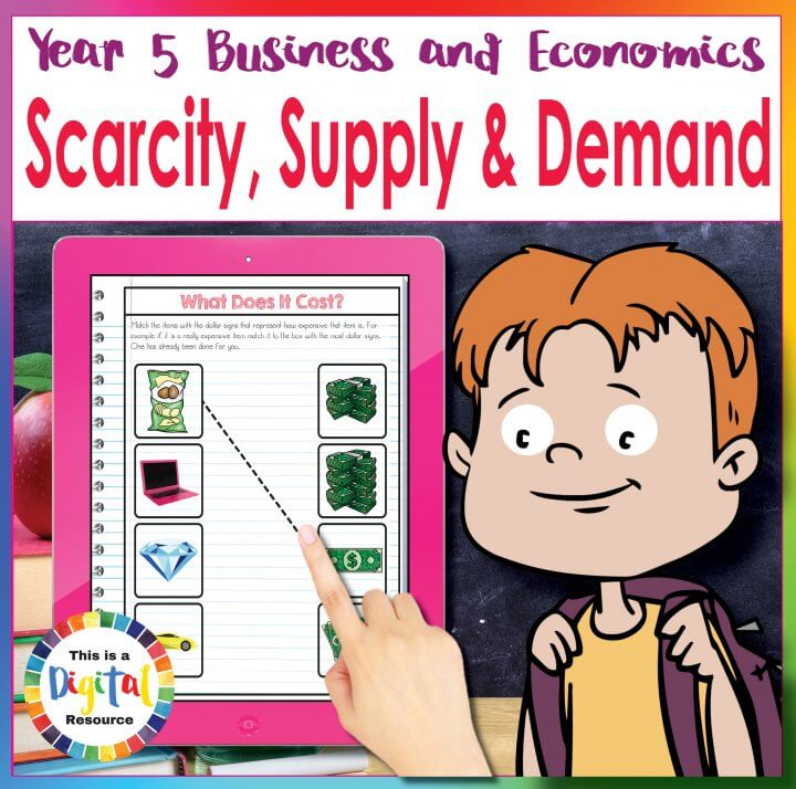 business-economics-scarcity-supply-demand-digital-teaching-resources-1