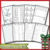 Christmas Activities Grades 5 and 6