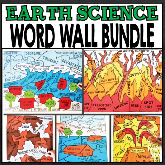 earth-science-word-wall-bundle