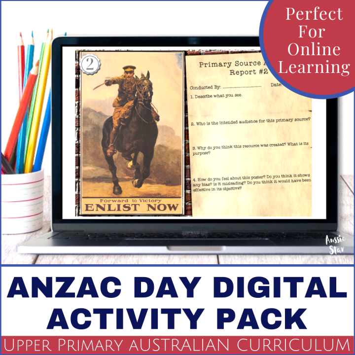anzac-day-digital-activity-pack-distance-learning