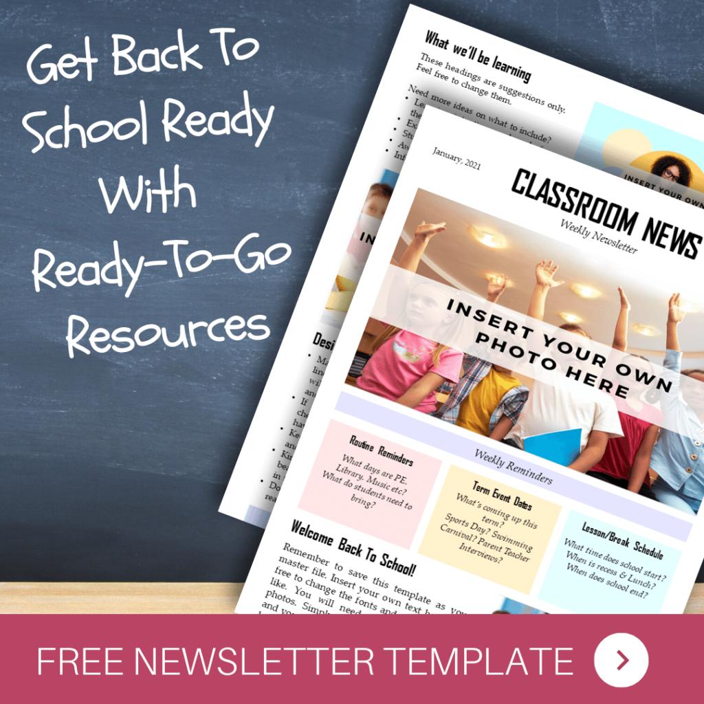 australian-curriculum-planning-tips-ideas-newsletter-template
